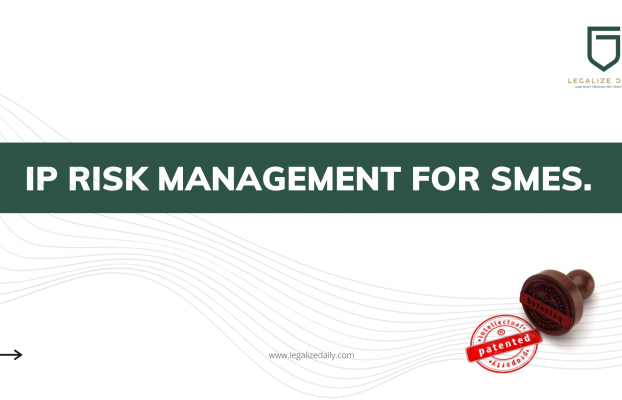 IP risk management for SMMEs – A necessity to consider.